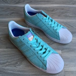 adidas Shoes - Adidas aqua superstar vulc adv M11 / W12.5 nwt.